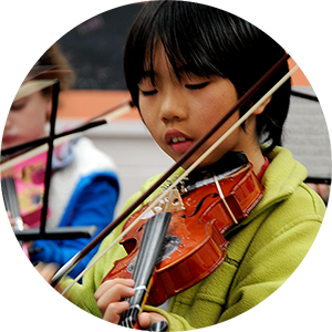 Scarsdale Strings Arts Education Programs