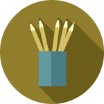 flaticon-pencils